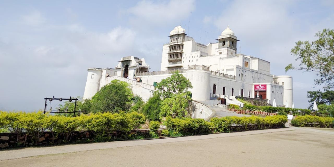 Monsoon Palace / Sajjangarh Palace Udaipur