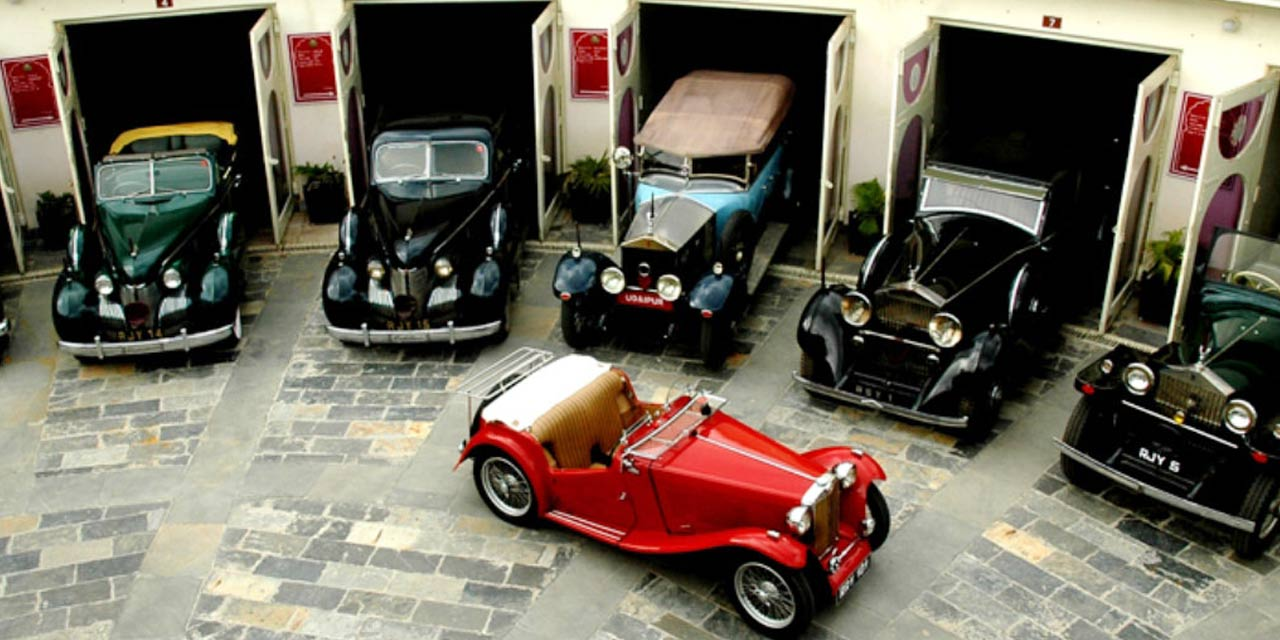 Vintage Car Museum Udaipur (Entry Fee, Timings, History, Images ...